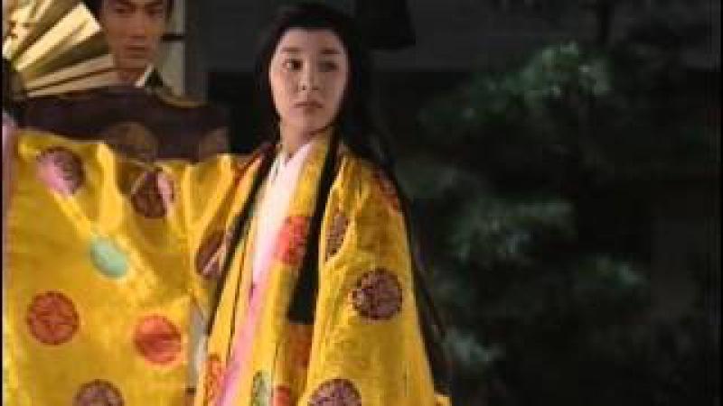 Mansai Nomuras dance. Hana no ran, ep.06. 1994. Japan