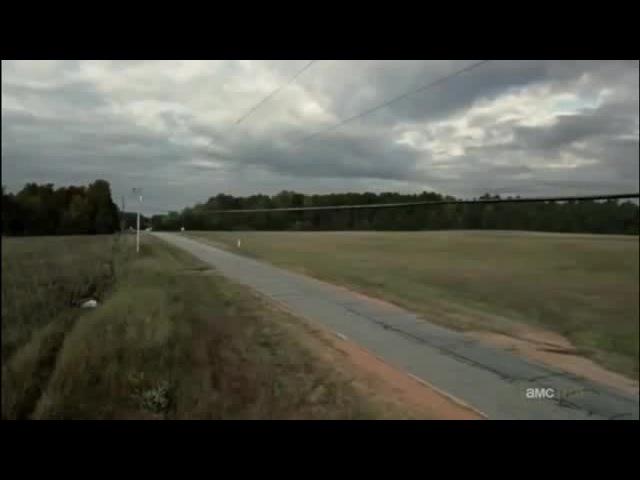 The Walking Dead The Lone Walker (Wye Oak - Civilian) · coub, коуб
