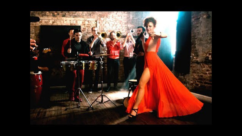 Love Song (The Cure, SALSA cover) - Williamsburg Salsa Orchestra