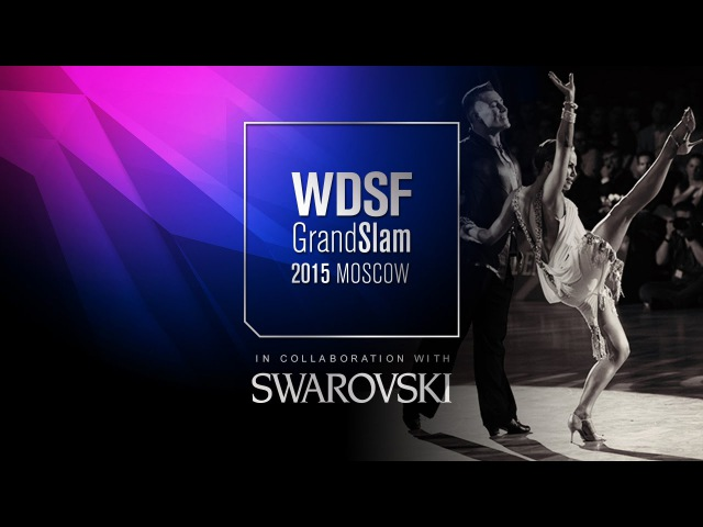 Kobelev - Shestakova, RUS | 2015 GS LAT Moscow | R1 J | DanceSport Total