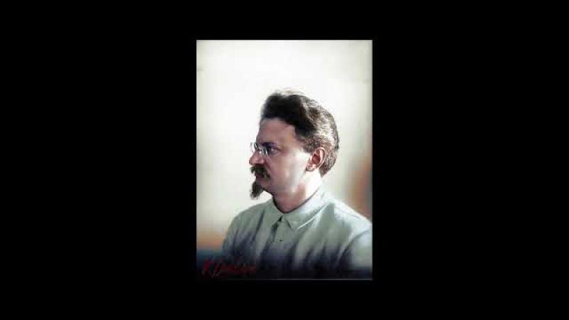 Что такое хороший и плохой полк?/Trotsky What's a bad regiment and what's a good regiment?