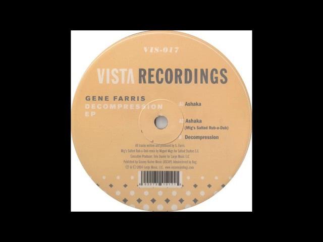 Gene Farris - Ashaka (Migs Salted Rub-a-Dub)