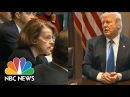 In Bipartisan Immigration Meeting, President Donald Trump Agrees With Two-Phase Approach | NBC News