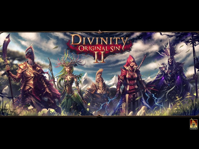 Divinity Original Sin 2 - Fallen Paladin Song - Male Version