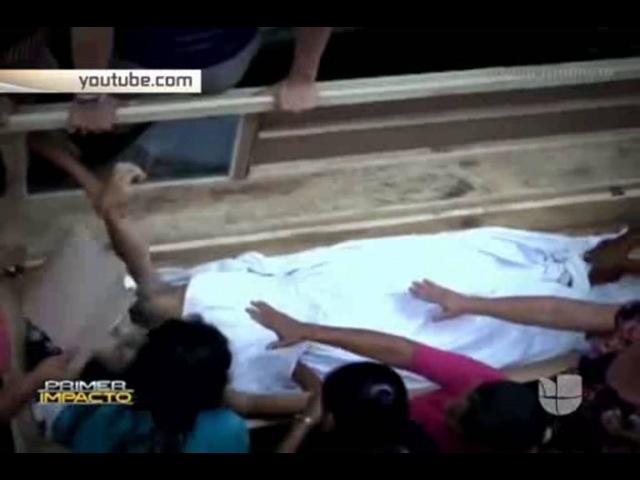Беременную девушку-подростка похоронили заживо в Гондурасе