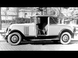Renault Vivasix Cabriolet