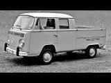 Volkswagen T2 Double Cab Pickup 1973