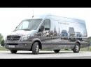 Mercedes Benz Sprinter 313CDI LWB LH2 Van Br 906 '2013–
