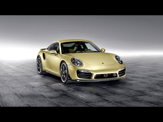 Porsche 911 Turbo Coupe Aerokit 991 2015–16