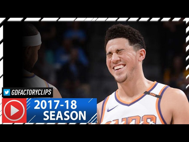 Devin Booker Full Highlights vs Nuggets (2018.01.19) - 30 Pts, 5 Ast, 5 Reb