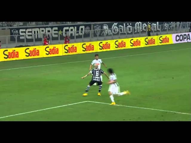 Atlético-MG 4 x 1 Corinthians - Gols Copa do Brasil 2014 - QUARTAS DE FINAL VOLTA (15/10/14) HD