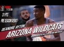 Deandre Ayton Arizona vs E Mexico Full Coverage 11 1 17 31 Pts 10 Rebs Preseason Debut