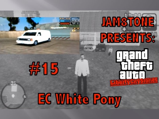 GTA LCS Special Vehicle Guide Part 15 (Obtaining an EC White Pony)