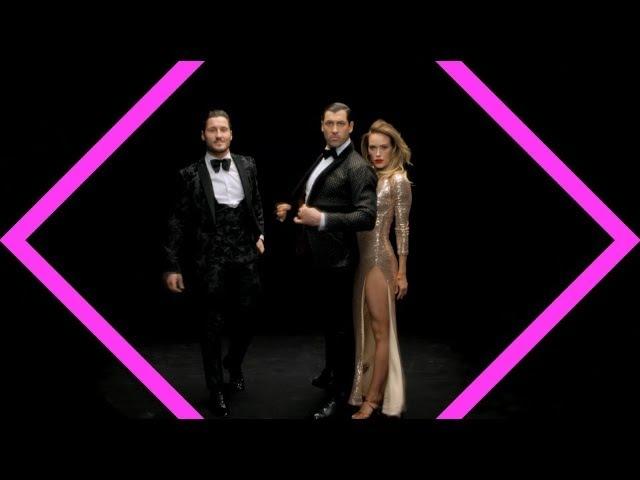 Monday on 'The Real': Val and Maksim Chmerkovskiy, and Peta Murgatroyd