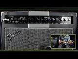 Ламповый комбоусилитель Fender Machete