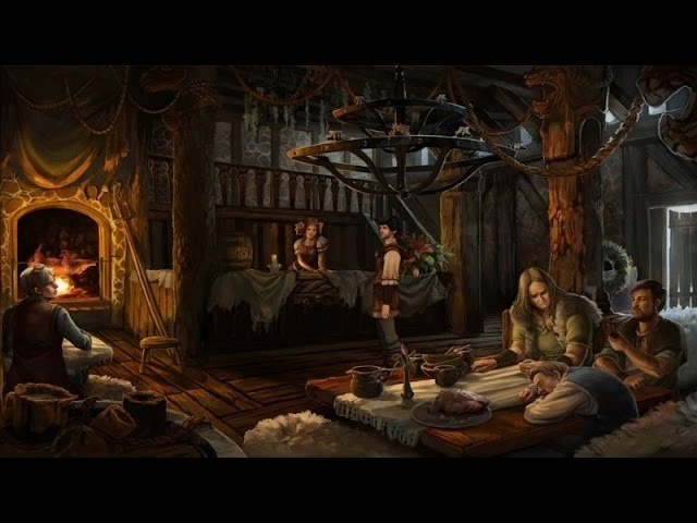 Medieval Tavern Music - Brown Fox Inn