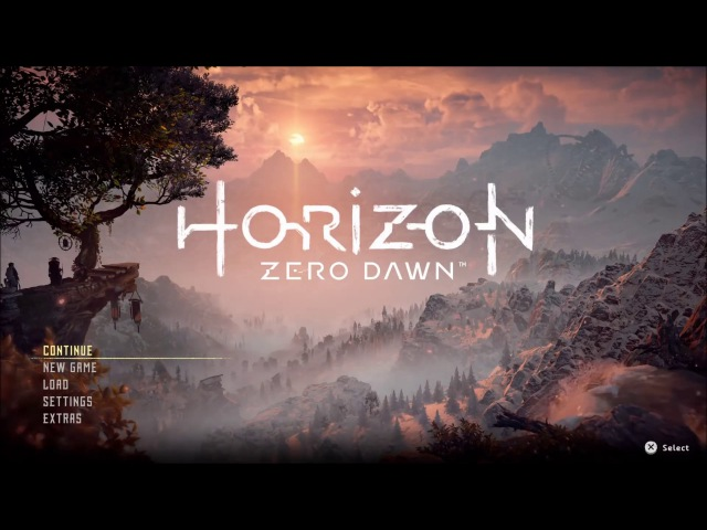 (Louder) Aloys Theme - Horizon Zero Dawn - (Extended) Main Menu Theme