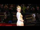 The Rum Diary London premiere - Amber Heard interview