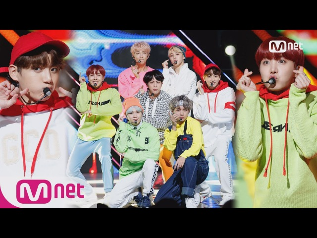 [BTS - Go Go] Comeback Stage | M COUNTDOWN 170928 EP.543