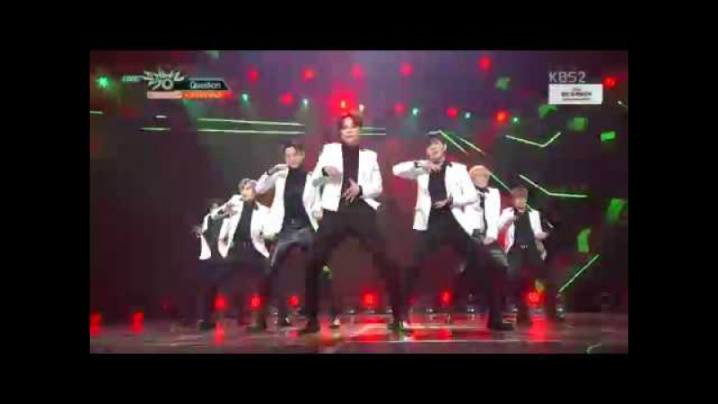 1080p60i 180126 더 유닛 《QUESTION》 @Music Bank