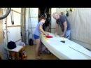Строим моторный каяк серия 8 / Build a motor kayak series 8