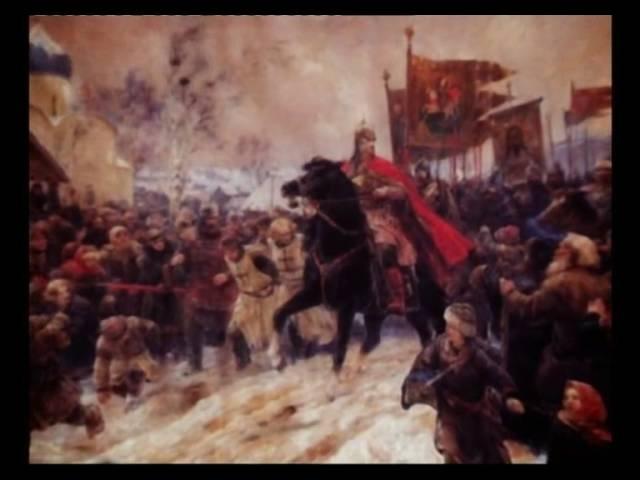Закон Божий. Благоверный князь Александр Невский. 51