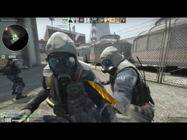 Counter Strike Global Offensive Юмор 1 2016 год