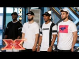 The Judges are feeling Rak-Sus first Audition Auditions Week 1 The X Factor 2017