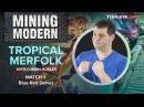 [MTG] Mining Modern - Tropical Merfolk | Match 1 VS Blue-Red Delver