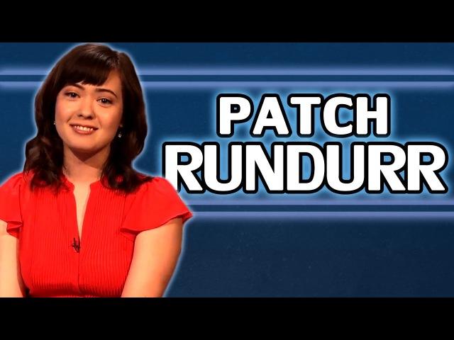 ♥ PATCH RUNDURR - Sp4zie