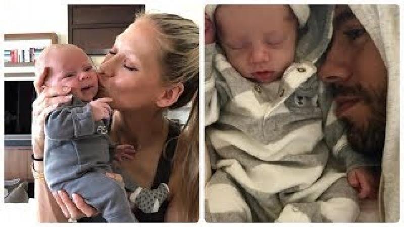 Анна Курникова родила двойню от Энрике Иглесиаса