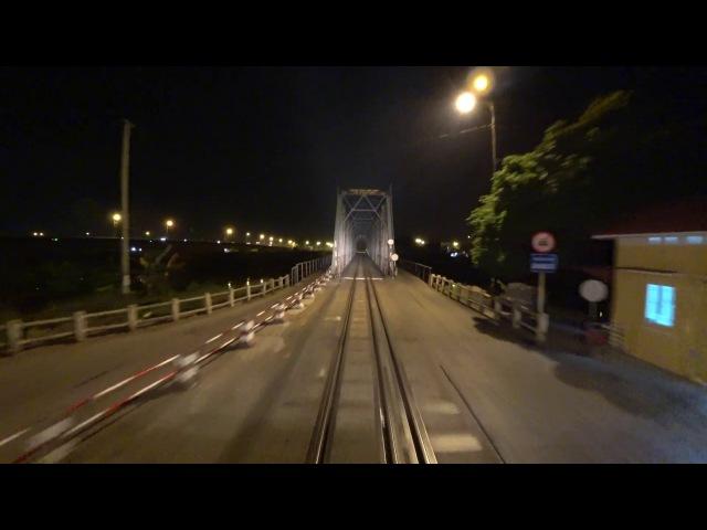 Train Driver record DD6 Bac Giang Hanoi 2017