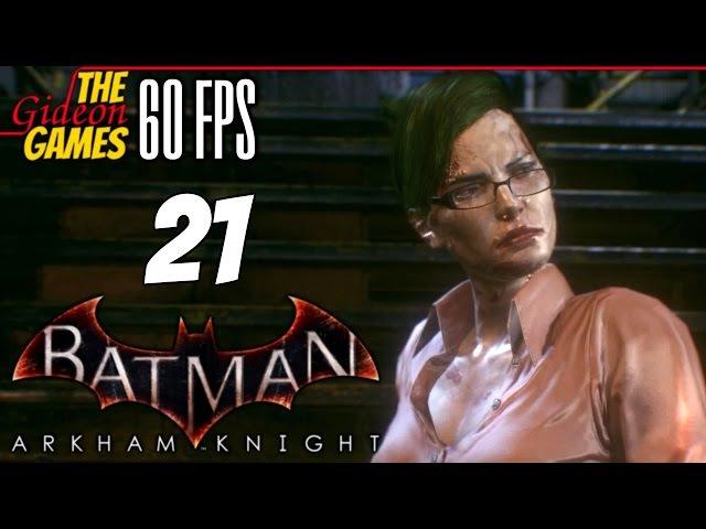 Прохождение Batman: Arkham Knight на Русском (Рыцарь Аркхема)[PС|60fps] - Часть 21 (Взрывная пес ...
