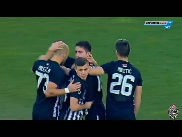 Partizan - Rad 31 - Svi goloviAll goalsHighlightsNajbolji potezi sa utakmice [07.03.2018.]