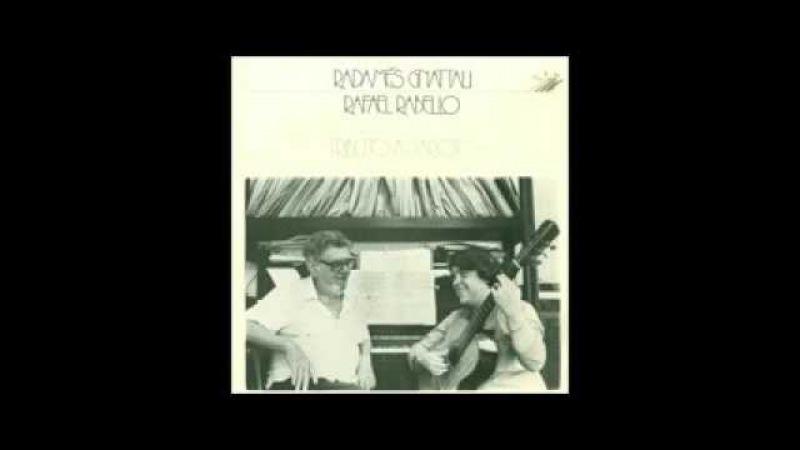 Radamés Gnattali e Rafael Rabello - Tributo A Garôto - 1985 - Full Album