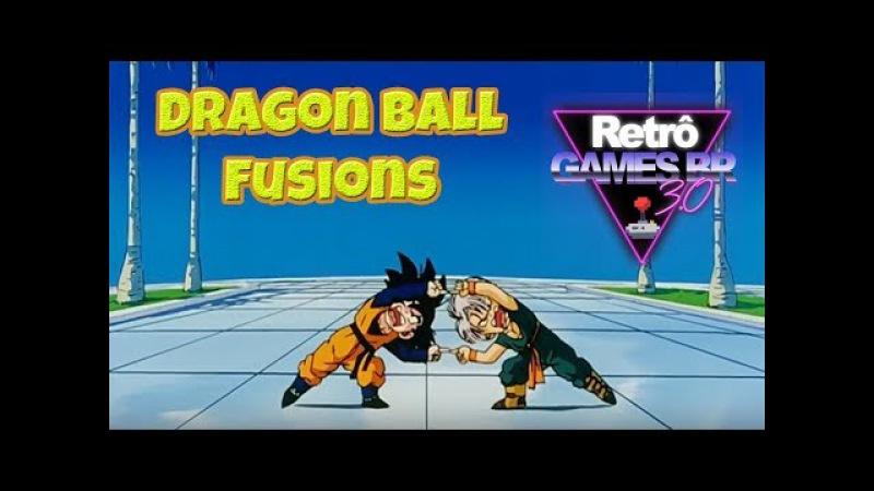 Dragon Ball Fusion - Fusões Bizarras em Dragon Ball