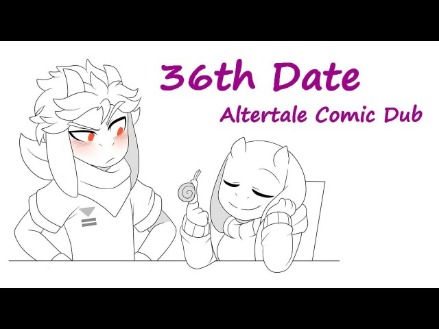 36th Date [Altertale Comic Dub]