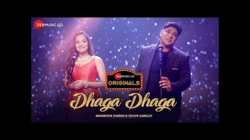 Dhaga Dhaga - Zee Music Originals | Aakanksha Sharma Souvik Ganguly | Ashish-Vijay |Avinash Kumaar