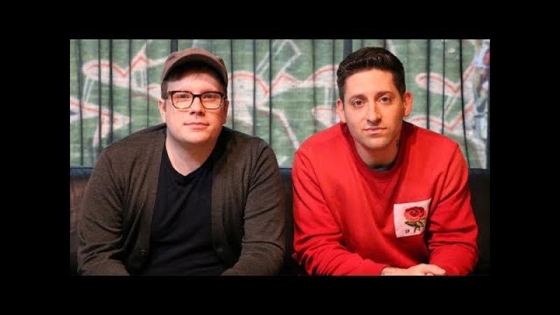 Fall Out Boy's Patrick and Joe Talk 'MANIA', Gaten Matarazzo, 'Soul Punk' More
