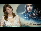 'Darth Vader makes my eyes water' - Talking to the cast of Star Wars Rogue One