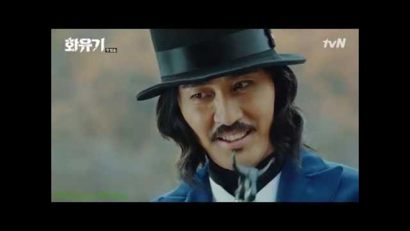 Суть джентльмена ❖ Клип к дораме Хваюги   A Korean Odyssey   Hwayugi   화유기 ❖ Сон О Гон и У Ма Ван
