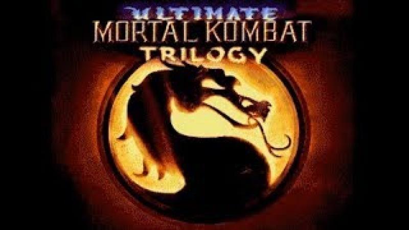 Ultimate Mortal Kombat Trilogy (Genesis) - Longplay as MKII Mileena