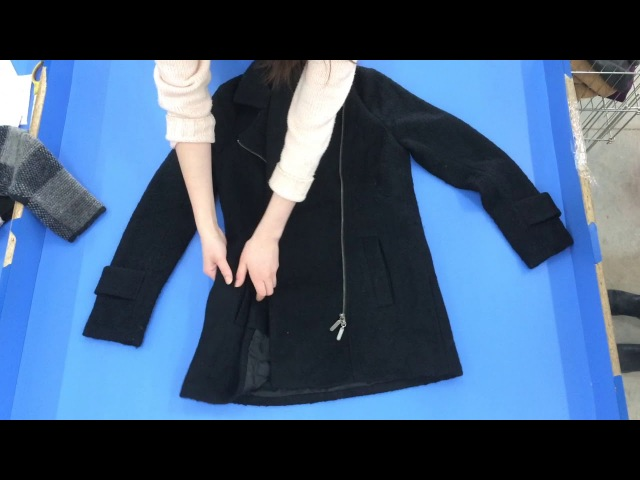 ж115. Пальто женские экстра. Уп-ка 19,7 кг. Цена 636 руб/кг. С/с 597 руб/шт. Количество вещей: 21 шт. Стоимость упаковки 12530 руб. Светлана 8-912-669-07-72
