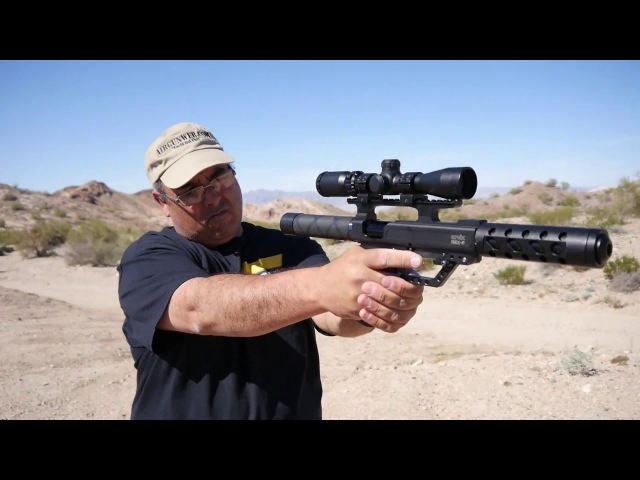 Introducing the REX line of Airguns from Evanix