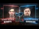 CSGO - kennyS vs GuardiaN 1 on 1 breakdown @ Overpass