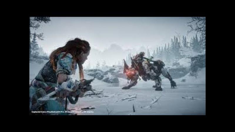 Horizon Zero Dawn the Frozen Wild`s МОЛОДЫЕ ОХОТНИКИ 6