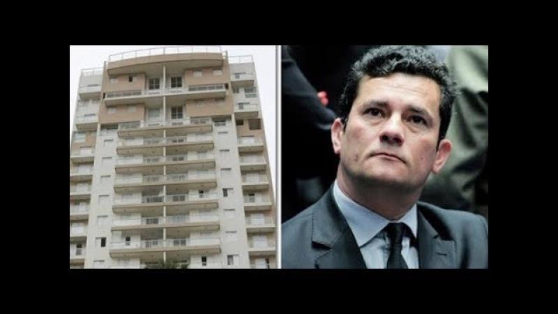 Porque a aberração jurídica do Sergio Moro manda vender o triplex da OAS a resposta é simples