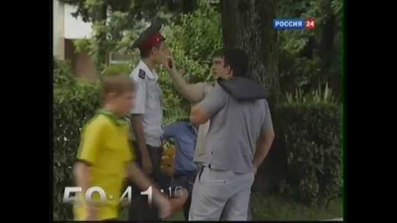 Россия 24 - Фрагмент эфира (10.07.2010)