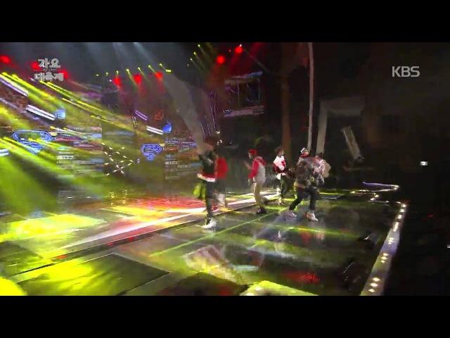141226 KBS 가요대축제-방탄소년단(BTS) - It's Tricky.20141226
