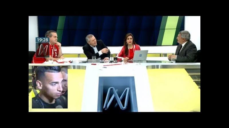 N Portada 16/11 Alberto Beingolea y Alfredo Ferrero: la clasificación de Perú al Mundial Rusia 2018